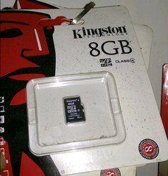 Kingston 8Gb Memory Card