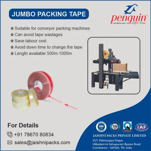 Jumbo Packing tape