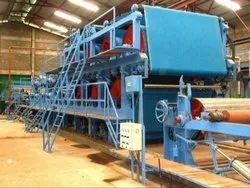 Automatic Waste Paper Recycling Machine