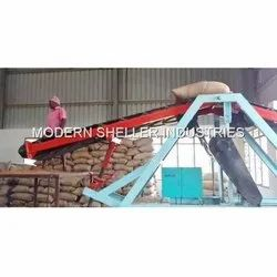 Truck to Godown Stacking Conveyor