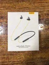 Mobile Black Bluetooth Earphone