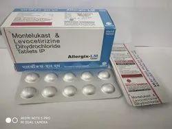Montelukast & Levocetirizine Dihydrochloride