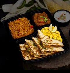 3CP Meal Tray Natraj