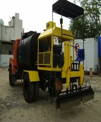 8 Ton Bitumen Sprayer
