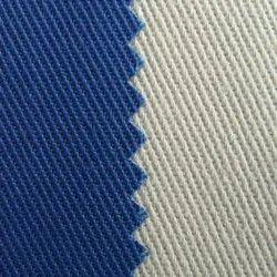Organic Cotton Twill Dyed Fabric