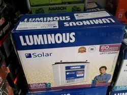 Luminous Solar Batteries