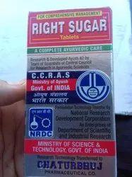 Right Sugar Tablets