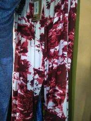 Cotton Printed Leggings, Size: Free Size