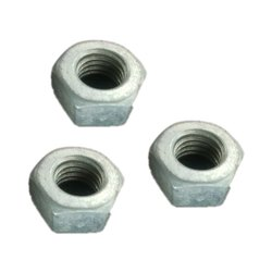Stainless Steel Hexagonal Nut, Packaging Type: Bag