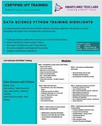 Data Science With Python Online Training