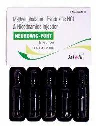 Methylcobalamin , Pyridoxine Hcl & Nicotinamide Inj