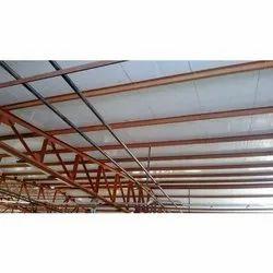 Svarn Galvanized Roofing Structure