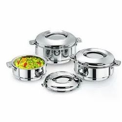 Esteelo Sleek Gift Set Stainless Steel Insulated Casserole