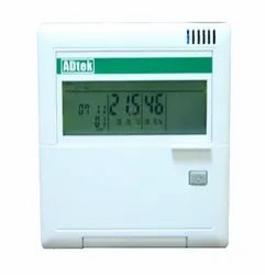 Wall-Mount Temperature-Humidity Gauge HTS