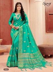 Fancy Party  Designer Saree