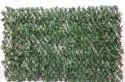 Rectangular Artificial Grass Wall