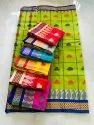 Tant Jamdani Bengal 100% Cotton Saree