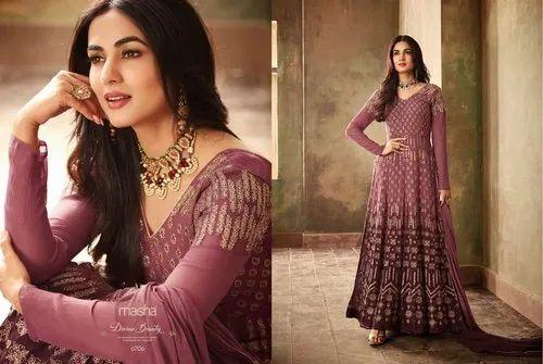 Suit Pakistani Kameez Salwar Indian Dress Bollywood Designer Anarkali Party Wear