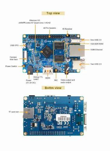Orange Pi Pc H3 Suprt The Lubuntu Linux Android Mini Pc Raspberry Pi 2  H3_quadcore_corte_a7 1gb_dd