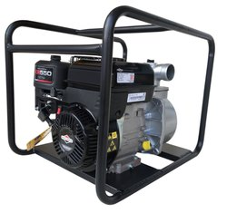 2 x 2 Self Priming Waterpump WPH300 Powered By Briggs & Stratton Petrol Engine