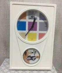 Customised Plastic Clock