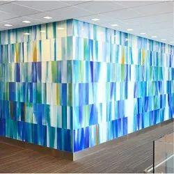 Uv Printed Decorative Glass