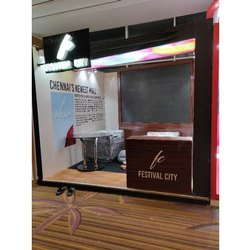 3D Stall Designing and Fabrication Service