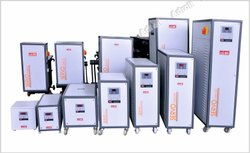 9 KVA Three Phase Air Cooled Servo Stabilizer
