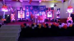 Ballons Decoration Service For Birthday Party, Agra