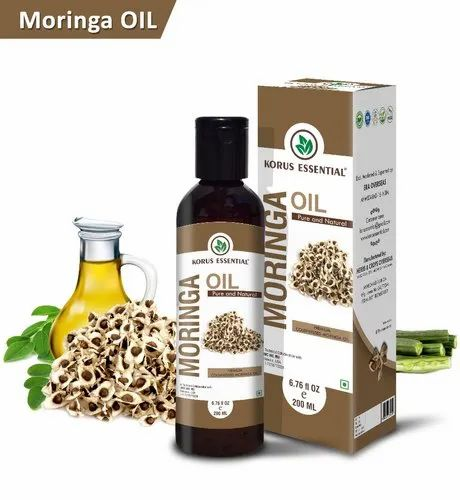 Pure Moringa Oil 200ml Pack