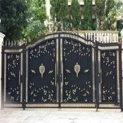 Decorative TA Gate