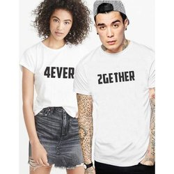 Couple Printed T-Shirts