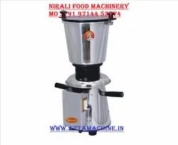 Stainless Steel Heavy Duty Mixer Grinder