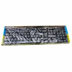 104 Keys Black Zebronics Computer Keyboard