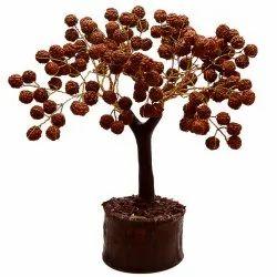 100 Beads Rudraksha Tree