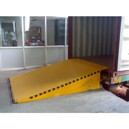 Legend Elevator Hydraulic Dock Levelers, Rs 220000 /piece Legend Elevator  Industries | ID: 9348266488