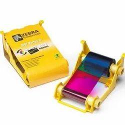 Zebra ZXP3 YMCKO 800033-340IN Colour Ribbon