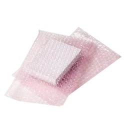 Pink Bubble Anti-Static ESD Pouch