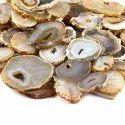 Natural Agate Slices Coasters In Assortment Gemstone