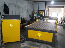 Automatic CNC Wood Router