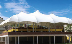 Outdoors Tensile Structure