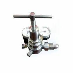 Single Line Hi-Flow Regulator For Manifolds & Cylinder