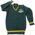 Namo Clothing Winter V Neck School Sweater