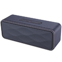 Black Portable Computer Speaker