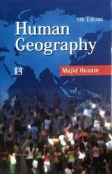 Majid Hussain English Human Geography book