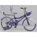Rockstar 2 Seater Basket Bicycle