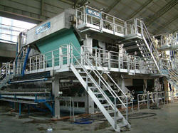 Tissue Paper Making Machine at Best Price in India