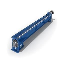 Screw Conveyor Erection Work