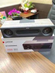 Pebble Basswoods 16W Bluetooth Speaker