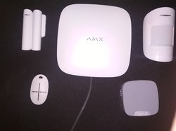 AJAX Wireless Intrusion Alarm System